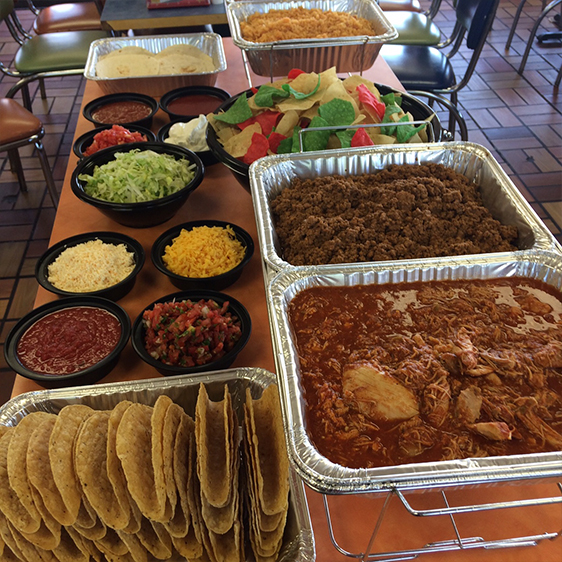 Mexican catering services quad cities adolph 39 s mexican food for Food bar catering